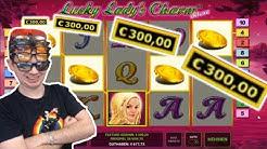 90 Freispiele Lucky Ladys Charm 2€ BET