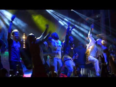 Wiz Khalifa , Curren$y , Berner , Ty Dollar Sign , Taylor Gang ! at #AC3 ! Plus More !