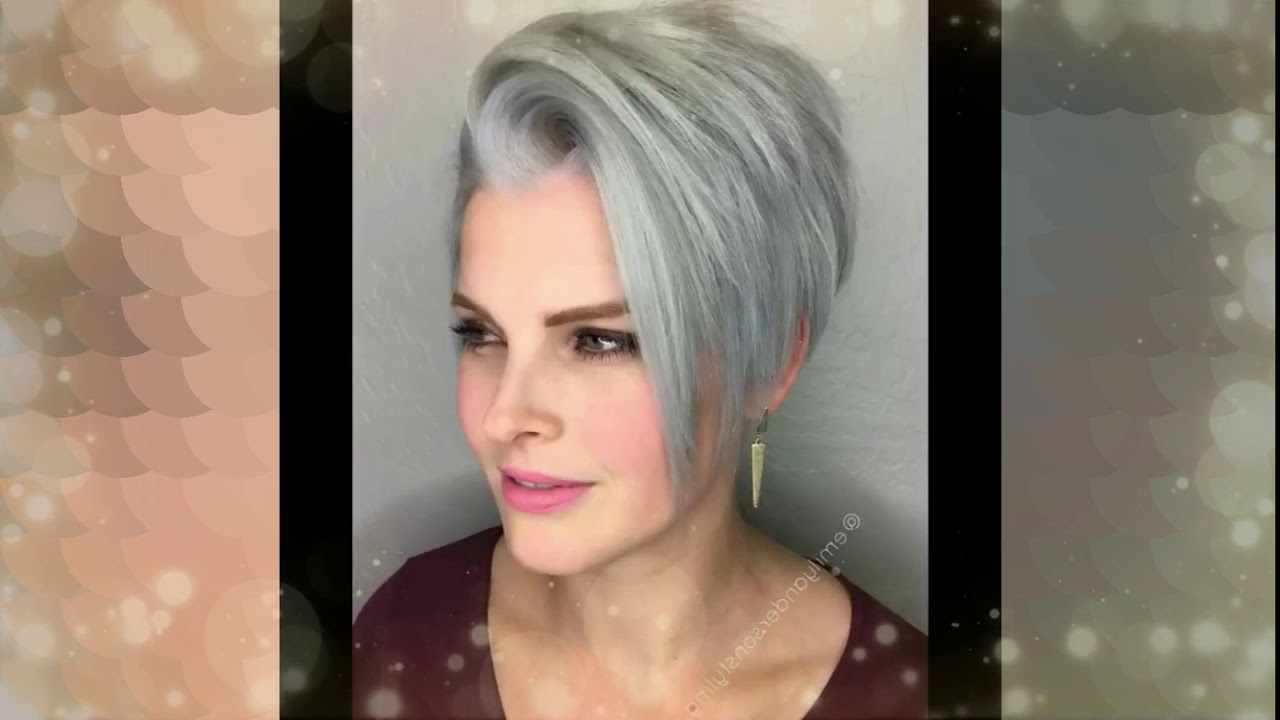 15 Lovely Short Hairstyles And Hair Color Ideas For Short Hair Top