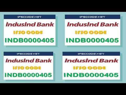 IFSC CODE OF INDUSIND BANK MUMBAI-ifsccodesindia