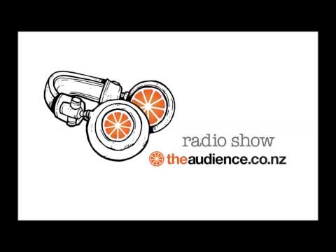 theaudience.co.nz Radio Show - December 6th 2014