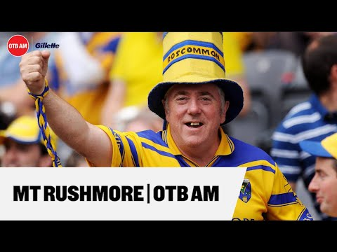 LISTED: Roscommon's Four Greatest Sportspeople | Unhinged Mt Rushmore Debate