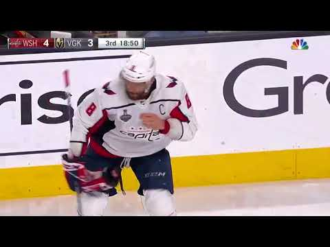 Washington Capitals vs Vegas Golden Knights - May 28, 2018 | Game Highlights | NHL 2017/18