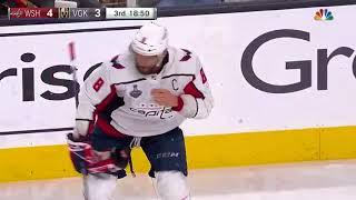 Washington Capitals vs Vegas Golden Knights - May 28, 2018 | Game Highlights | NHL 2017/18