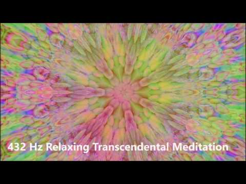 432 Hz Relaxing Transcendental Meditation Music | Raise Your Vibration