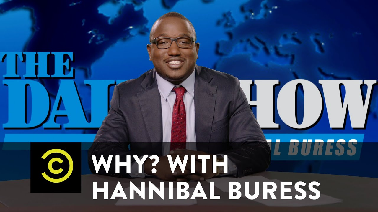 Why? With Hannibal Buress: Hannibal's Secret Daily Show Audition