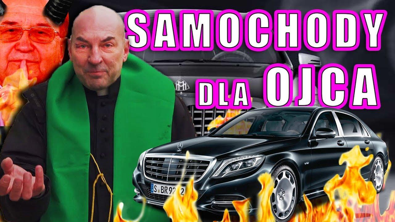 SAMOCHODY DLA OJCA DYREKTORA – XIĄDZ B.HEMOT