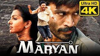 Maryan (4K Ultra HD) Hindi Dubbed Movie | Dhanush, Parvathy Thiruvothu, Jagan