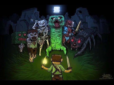 Очень-Страшные-Приключения-в-minecraft!-#2-(lycanites-mobs-летсплей)
