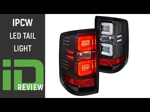IPCW LED Taillight Review
