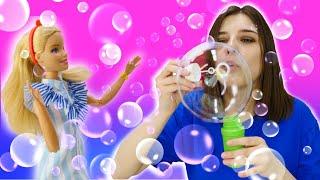 Барби устроила беспорядок в чужой квартире - Видео для девочек Ох уж эти куклы