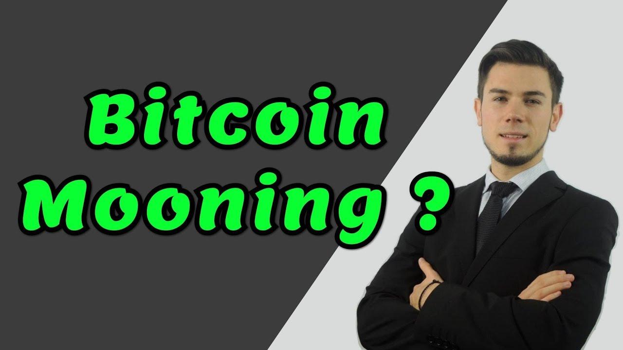 BITCOIN MOONING ? – Crypto Trading Analysis & BTC Cryptocurrency Price News 2019