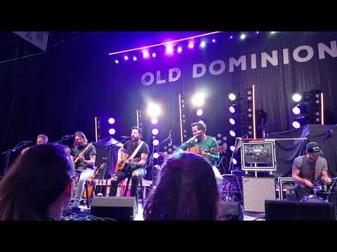 Old Dominion - Stars In The City - 12/7/17