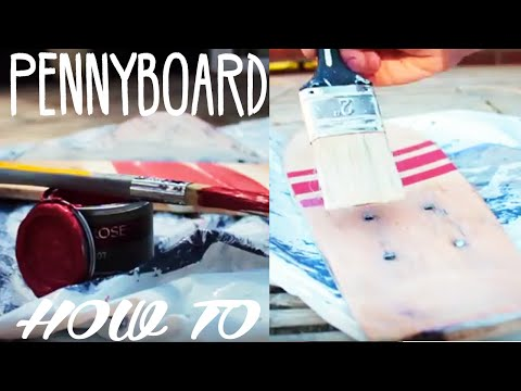 How To Make A Pennyboard For Under £20