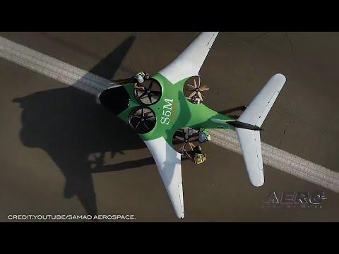 Airborne-Unmanned 09.21.21: Autonomous Cert, CityHawk $$$, eStarling Test Flt