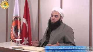 İmamı Rabbani Hazretlerinin Mektubatından (166.mektup) Tasavvuf Sohbeti