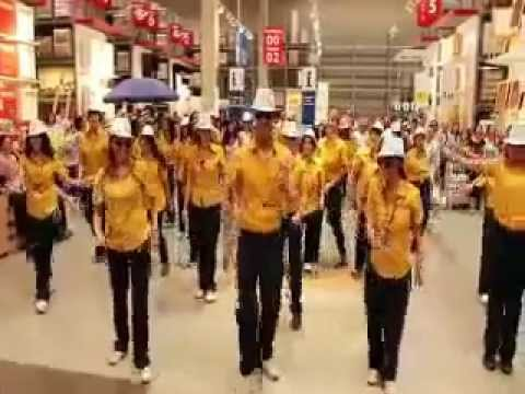 Flashmob ikea porta di roma 15 giugno 2013 youtube - Porta di roma ikea ...