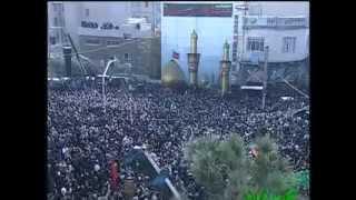 نوحه ی بسیار زیبای محمود کریمی در ظهر عاشورا