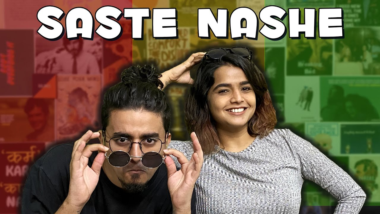 not a STUDIO TOUR | Saste Nashe | VLOG 12