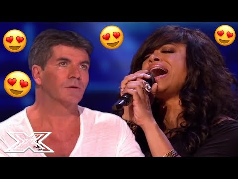 Stacy Francis Leaves SIMON COWELL STUNNED By Aretha Franklin Cover | X Factor Global