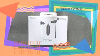 SAMSUNG C&T ITFIT 130B Headset Unboxing & Overview