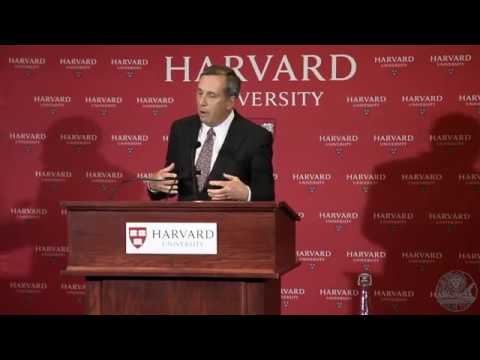 Q&A with Harvard President-elect Lawrence Bacow