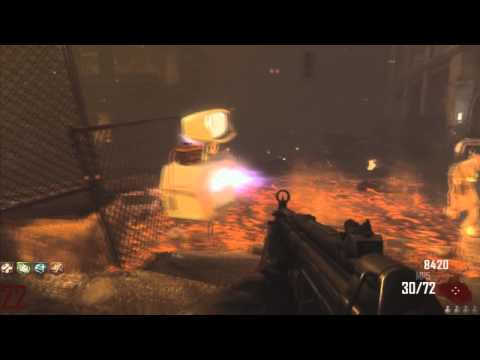 Black Ops 2 Zombies | Ray Gun | Pack A Punch'ed! (Best Wunder Weapon)