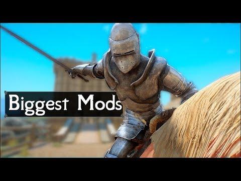 Skyrim's Largest Mods Ever – 5 DLC-Sized Mods For The Elder Scrolls 5: Skyrim
