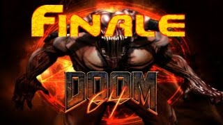 Let's Play Doom 64: 15 - The Absolution. Final Boss