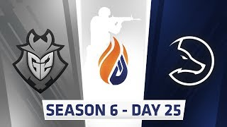 ECS Season 6 Day 25 G2 vs LDLC - Mirage