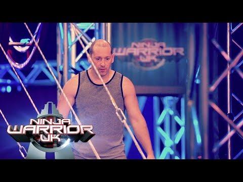 EXTRA: Peter Van Merkom's full run   Ninja Warrior UK