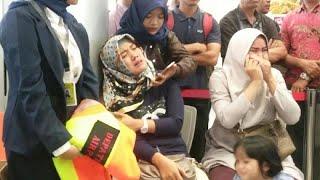كارثة جوية مع فقدان طائرة تحمل 188 شخصاً في سواحل جاوة الإندونيسية …