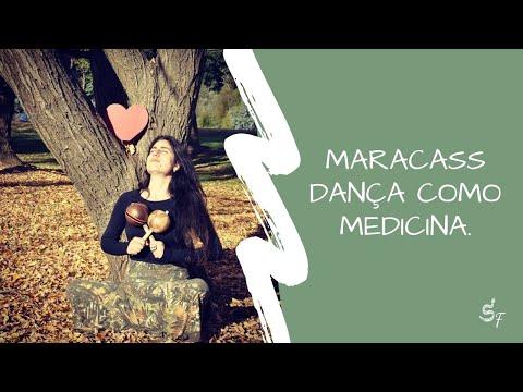 Maracass Holistic Dance & Healing: Danca  como medicina (portugues)