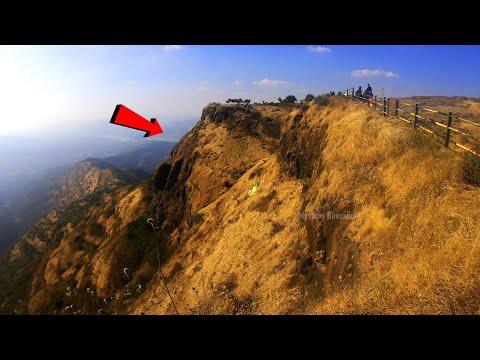 देखीये कैसा है कोंढाणा किले का वो हिस्सा जहा से तान्हाजी ऊपर चढ़े थे और उदयभान को मार गिराया था।