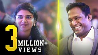 Robo & Raveena quarrel in Chennai slang | Semma Kalaai!