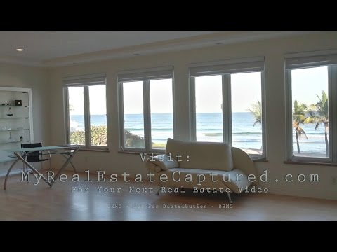 Creative Video Producer For Miami Luxury Real Estate Agents | Online Video Marketing