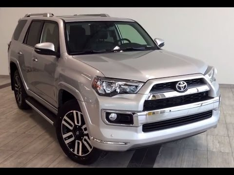 2018 Toyota 4Runner Limited Review Doovi