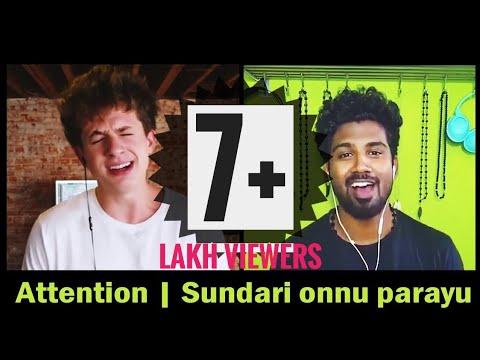 Attention   Sundari Onnu Parayu ft. Nikhil Balakrishnan