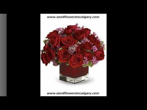 Send flowers from Qatar to Calgary Alberta Canada