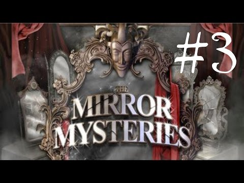 Bench for Two - Mirror Mysteries #3 - Please Stop Rubbing That... |