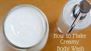 Download Video How to Make Creamy Body Wash MP3 3GP MP4