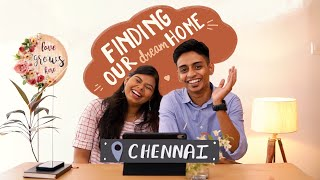 Epi. 1 - Finding Our Home | Chennai | Home With Love Series