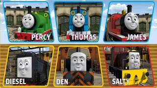 Fun Kids Game - Thomas and Friends Lift Load & Haul #402