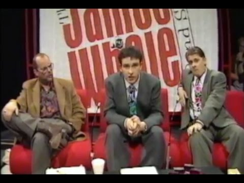 James Whale Radio Show -  Edinburgh fringe festival 1989