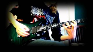 Cradle of Filth - At The Gates of Midian Cthulhu Dawn (Cover)