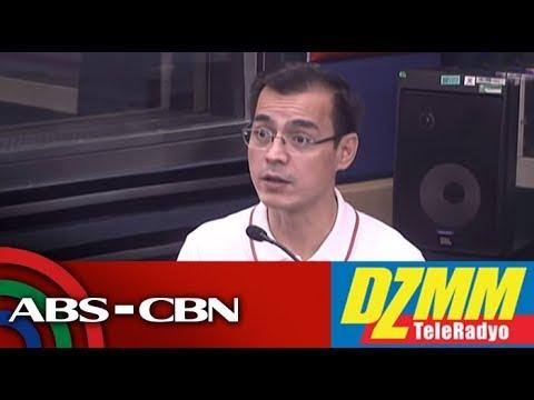 Moreno says to preserve Arroceros Forest Park, Manila Zoo   DZMM
