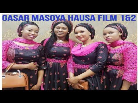 Download GASAR MASOYA LATEST HAUSA FILM 1&2