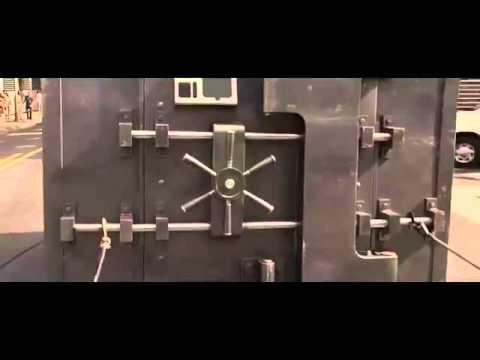 Fast Five- Danza Kuduro-scena della cassaforte