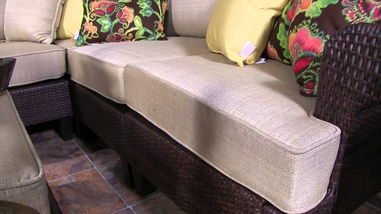 DreamCoast Hampton Bay Patio Furniture Overview  YouTube