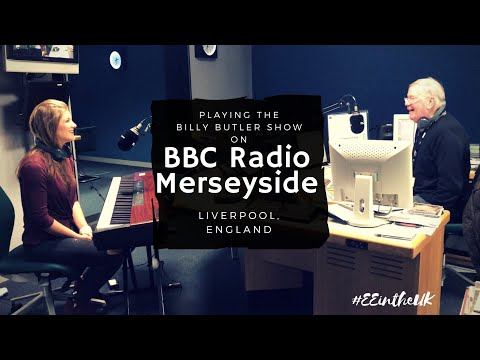 """I'm a Believer"" on the Billy Butler Show, BBC Merseyside / Liverpool"